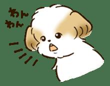 I Love Shih Tzu sticker #5740228
