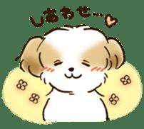 I Love Shih Tzu sticker #5740229