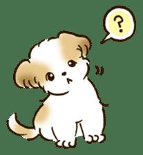 I Love Shih Tzu sticker #5740230