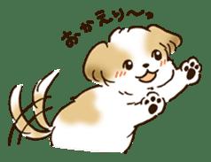I Love Shih Tzu sticker #5740231