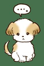 I Love Shih Tzu sticker #5740234