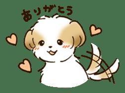 I Love Shih Tzu sticker #5740236