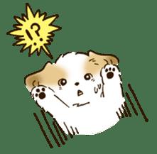 I Love Shih Tzu sticker #5740237