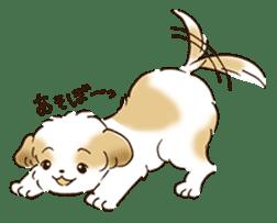 I Love Shih Tzu sticker #5740242