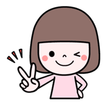 Honobono sticker #5744285