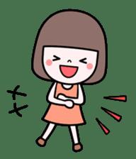 Honobono sticker #5744295