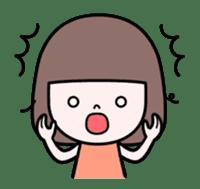 Honobono sticker #5744301