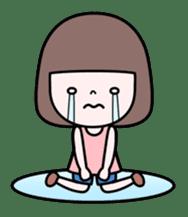 Honobono sticker #5744303