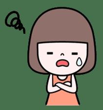 Honobono sticker #5744306