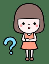 Honobono sticker #5744312