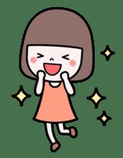 Honobono sticker #5744317