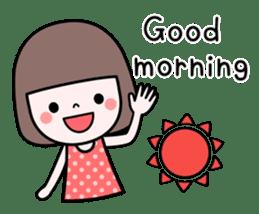 Honobono sticker #5744318