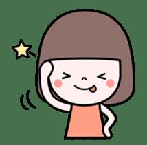 Honobono sticker #5744320