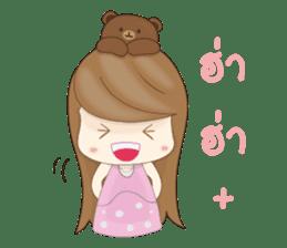 Mooyor (Thai) sticker #5744324
