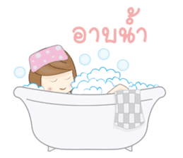 Mooyor (Thai) sticker #5744345