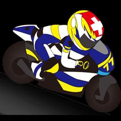 love motorcycle! love bike! love race!