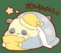 Lesser panda and Panda sticker #5745885