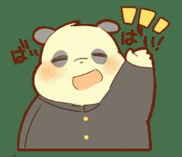 Lesser panda and Panda sticker #5745886