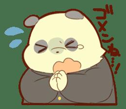 Lesser panda and Panda sticker #5745888
