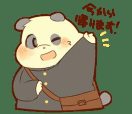 Lesser panda and Panda sticker #5745890