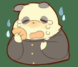 Lesser panda and Panda sticker #5745892