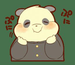 Lesser panda and Panda sticker #5745896