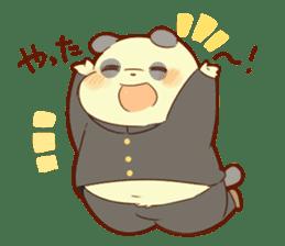 Lesser panda and Panda sticker #5745902