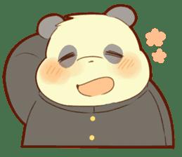 Lesser panda and Panda sticker #5745907