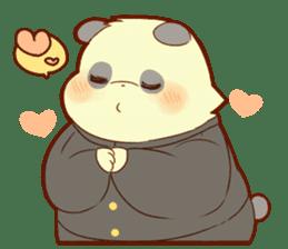 Lesser panda and Panda sticker #5745910
