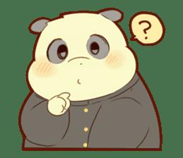 Lesser panda and Panda sticker #5745912