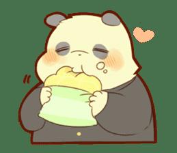 Lesser panda and Panda sticker #5745915