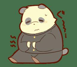 Lesser panda and Panda sticker #5745916