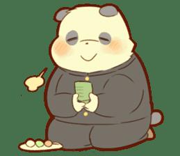 Lesser panda and Panda sticker #5745918