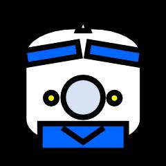 Shinkansen Sticker [English ver]