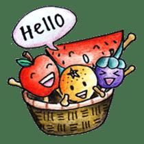 Fruity Family sticker #5748852