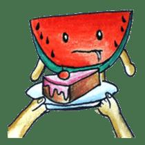 Fruity Family sticker #5748879