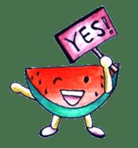 Fruity Family sticker #5748881