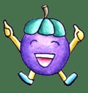 Fruity Family sticker #5748882