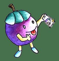 Fruity Family sticker #5748885