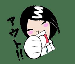 yagiakari sticker #5749541