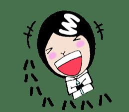 yagiakari sticker #5749564