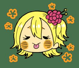 kimono syoko sticker #5749897
