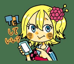 kimono syoko sticker #5749916