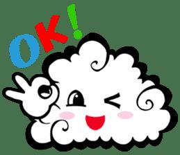 Cloud! sticker #5752260