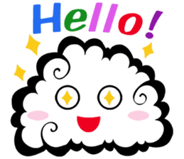 Cloud! sticker #5752277