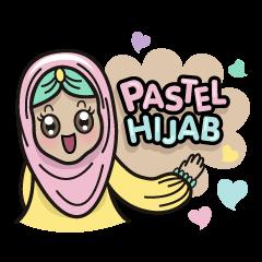 Pastel Hijab