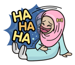 Pastel Hijab sticker #5752897