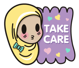 Pastel Hijab sticker #5752908