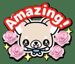 Chihuahua 3D Sticker ( English ) sticker #5759302