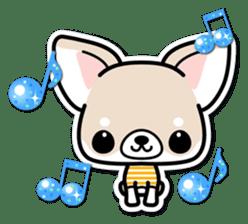 Chihuahua 3D Sticker ( English ) sticker #5759326